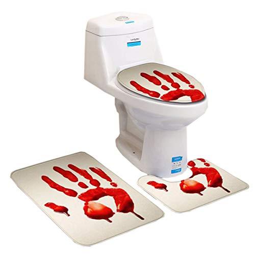 Badezimmergarnitur Set günstig 3 teilig