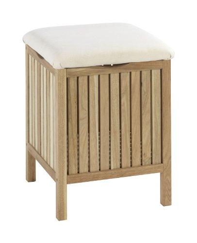 praktischer badezimmerhocker. Black Bedroom Furniture Sets. Home Design Ideas
