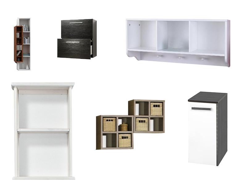 badezimmer h ngeregal. Black Bedroom Furniture Sets. Home Design Ideas