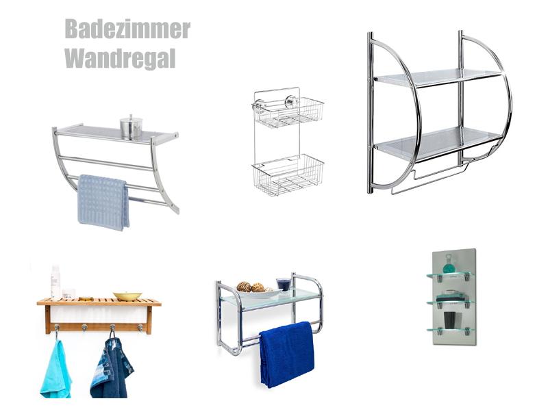Badezimmer Wandregal Aus Edelstahl Oder Weiss